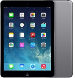 Планшет Apple iPad Air 16GB Wi-Fi + 4G (Cellular) Grey