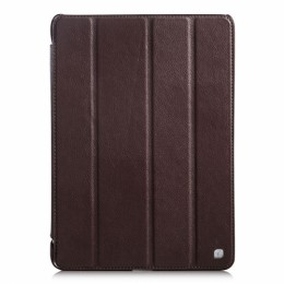 Чехол HOCO Duke Series Leather Case для iPad 5 Air Brown (коричневый)