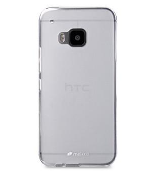 Накладка Melkco Poly Jacket силиконовая для HTC One M9 Transparent Mat (прозрачная)