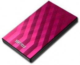 Жесткий диск Silicon Power Diamond D10 1TB PINK