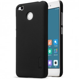 Накладка Nillkin Frosted Shield пластиковая для Xiaomi Redmi 4X Black (черная)
