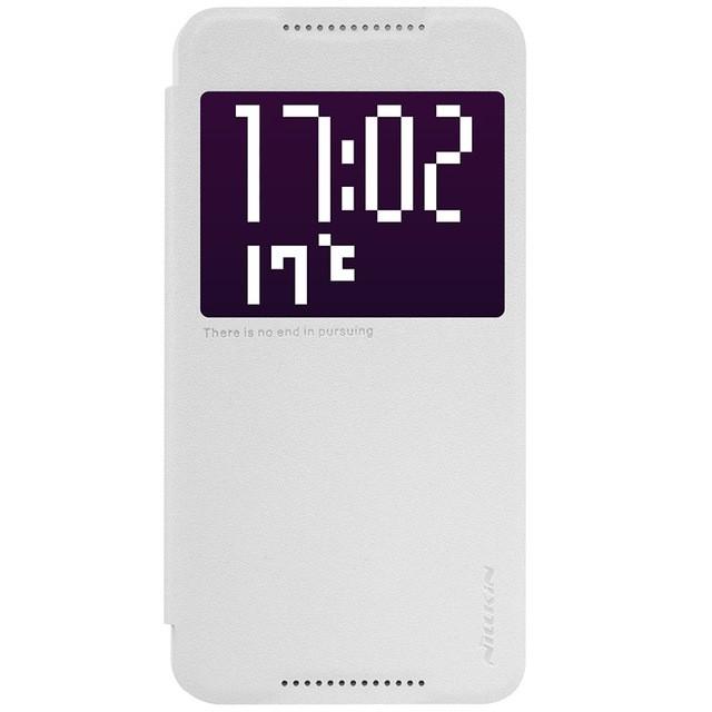 Чехол Nillkin Sparkle Series для HTC One X9 White (белый)