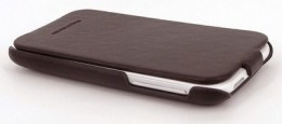 Чехол HOCO Leather Case для HTC Sensation XL Brown