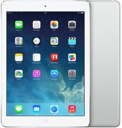 Планшет Apple iPad Air 16GB Wi-Fi + 4G (Cellular) Silver