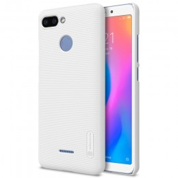 Накладка Nillkin Frosted Shield пластиковая для Xiaomi Redmi 6 White (белая)