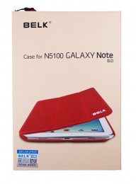Чехол BELK для Samsung Galaxy Note 8.0 GT-N5100 красный