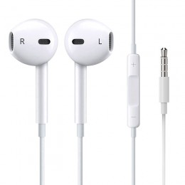 Проводная гарнитура HOCO M1 Original Series Earphone For Apple белая