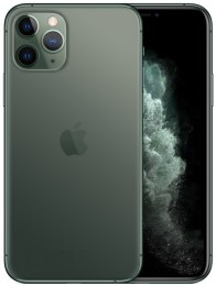 Apple iPhone 11 Pro 256Gb Midnight green/Тёмно-зелёный