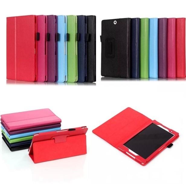 Чехол для Sony Xperia Z3 Tablet Compact фиолетовый