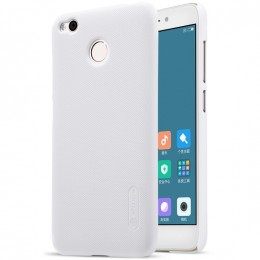 Накладка Nillkin Frosted Shield пластиковая для Xiaomi Redmi 4X White (белая)