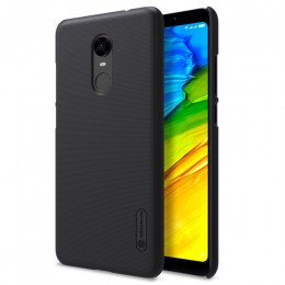 Накладка Nillkin Frosted Shield пластиковая для Xiaomi Redmi 5 Plus (5.99