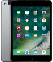 Планшет Apple iPad mini 4 128Gb Wi-Fi + Cellular Space grey