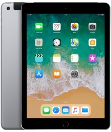 Планшет Apple iPad (2018) 32Gb Wi-Fi + Cellular Space gray