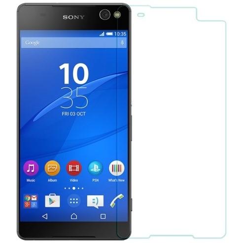 Пленка защитная для Sony Xperia C5 Ultra глянцевая