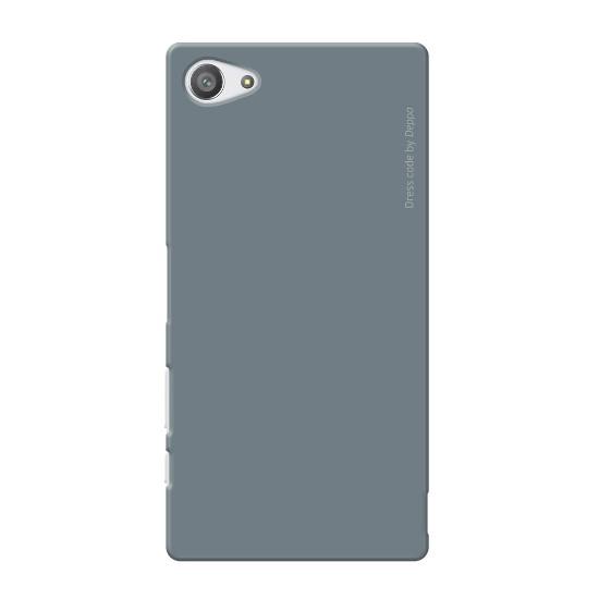 Накладка Deppa Air Case для Sony Xperia Z5 Compact серая