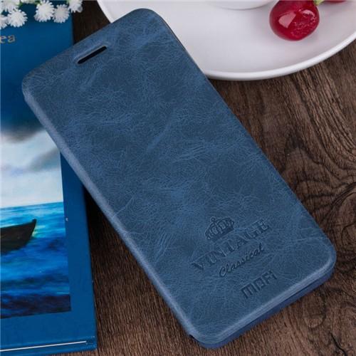 "Чехол Mofi Vintage Classical для Xiaomi Mi5S (5.15"") Blue (синий)"
