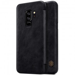 Чехол Nillkin Qin Leather Case для Samsung Galaxy S9 Plus G965 Black (черный)