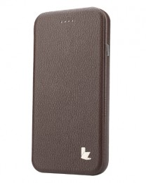 Чехол- книжка Jisoncase Fashion Folio Standing Case для iPhone 6 Brown