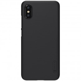 Накладка Nillkin Frosted Shield пластиковая для Xiaomi Mi8 Pro / Mi8 Explorer Black (черная)