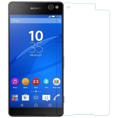 Пленка защитная для Sony Xperia C5 Ultra матовая