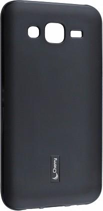Накладка Cherry силиконовая для Samsung Galaxy J5 J500 черная