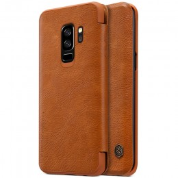 Чехол Nillkin Qin Leather Case для Samsung Galaxy S9 Plus G965 Brown (коричневый)