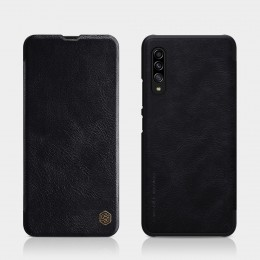 Чехол Nillkin Qin Leather Case для Samsung Galaxy A90 5G SM-A908 Black (черный)
