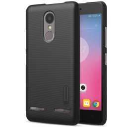 Накладка Nillkin Frosted Shield пластиковая для Lenovo Vibe K6 Power Black (черная)