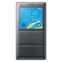 Чехол Flip Cover S-View для Samsung Galaxy Note 4 N910 черный
