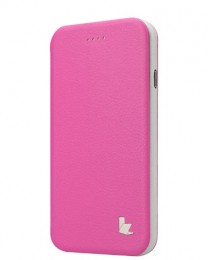Чехол- книжка Jisoncase Fashion Folio Standing Case для iPhone 6 Rose