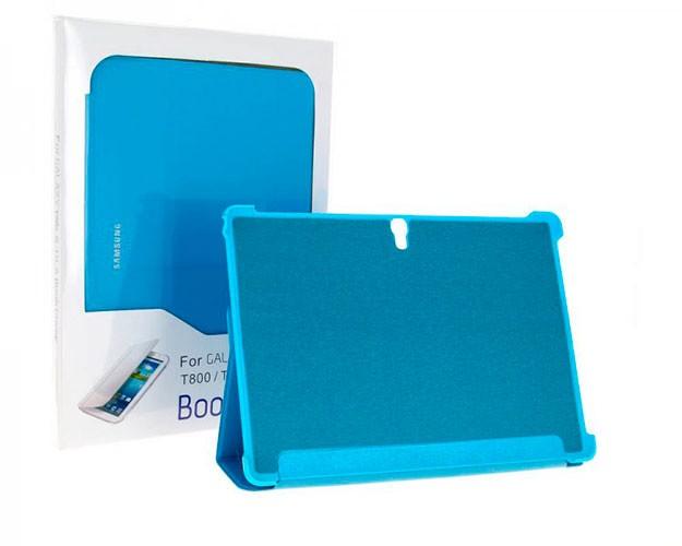 Чехол Book Cover для Samsung Galaxy Tab3 10.1 P5200/5210/5220 голубой