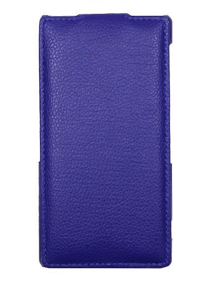 Чехол для Meizu M1 note синий