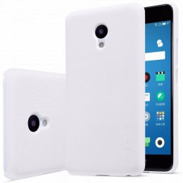 Накладка Nillkin Frosted Shield пластиковая для Meizu M5 (M5 mini) White (белая)