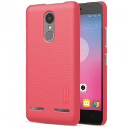 Накладка Nillkin Frosted Shield пластиковая для Lenovo Vibe K6 Power Red (красная)