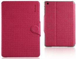 Чехол Yoobao Fashion Leather Case для iPad mini Rose