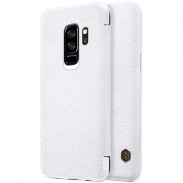 Чехол Nillkin Qin Leather Case для Samsung Galaxy S9 Plus G965 White (белый)