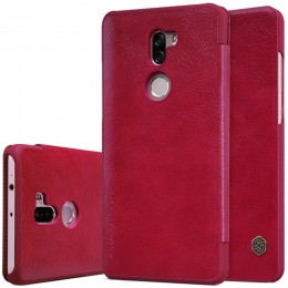 "Чехол Nillkin Qin Leather Case для Xiaomi Mi5S Plus (5.7"") Red (красный)"