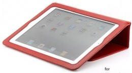 Чехол Yoobao Executive Leather Case для iPad 4/ iPad 3/ iPad 2 Red