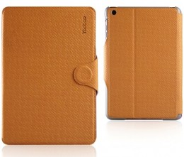 Чехол Yoobao Fashion Leather Case для iPad mini Yellow