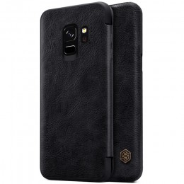 Чехол Nillkin Qin Leather Case для Samsung Galaxy S9 SM-G960 Black (черный)