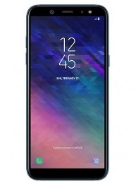 Мобильный телефон Samsung Galaxy A6 (2018) 32Gb SM-A600F Blue/Синий