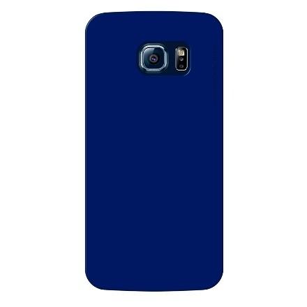 Накладка Deppa Sky Case для Samsung Galaxy S6 edge SM-G925 синяя