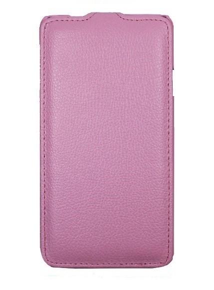 Чехол для Meizu M1 note розовый