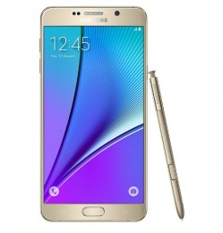 Мобильный телефон Samsung Galaxy Note 5 Duos 32Gb SM-N9208 Gold
