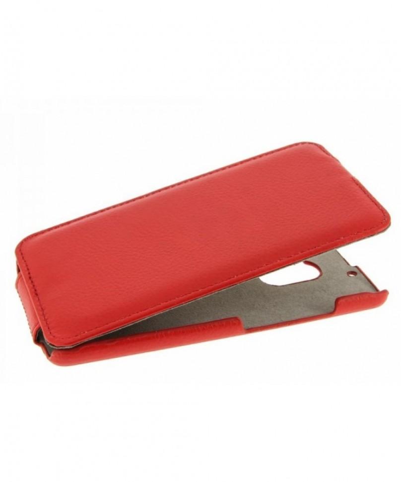 Чехол для Lenovo K4 Note (A7010/Vibe X3 lite) красный