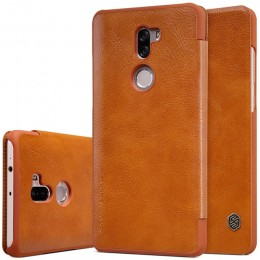 "Чехол Nillkin Qin Leather Case для Xiaomi Mi5S Plus (5.7"") Brown (коричневый)"