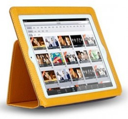 Чехол Yoobao Executive Leather Case для iPad 4/ iPad 3/ iPad 2 Yellow