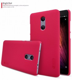 Накладка Nillkin Frosted Shield пластиковая для Xiaomi Redmi Pro Red (красная)