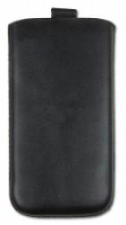 Чехол для Samsung GT-I8190 Galaxy S III mini кармашек черный