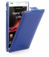 Чехол Sipo для Sony Xperia Z1 Compact Blue